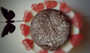 Fondant mi-cuit au chocolat
