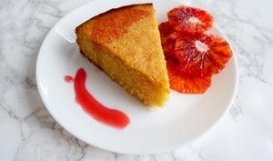 Le gâteau à l'orange sanguine de Jamie Oliver