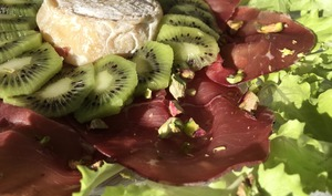 Petite salade d'hiver