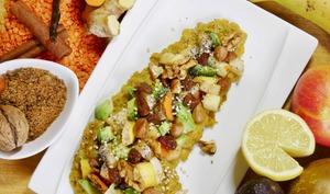 Petit déjeuner alcalinisant « Satiété et énergie » pour toute la matinée !