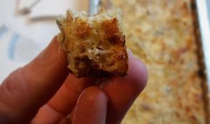Quiche sans pâte au thon et coeurs d'artichauts