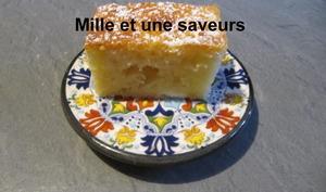 Gâteau moelleux à la ricotta de Louisa