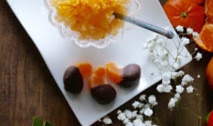 Granité à la mandarine