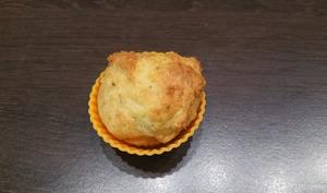 Muffins au parmesan