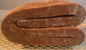 Pâte feuilletée inversée au chocolat de Pierre Hermé