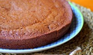 Gâteau chocolat aux blancs d'oeuf