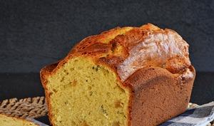 Cake citron confit et thym