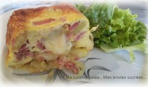 Tortilla VS Raclette
