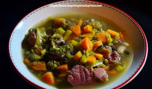Soupe des Andes
