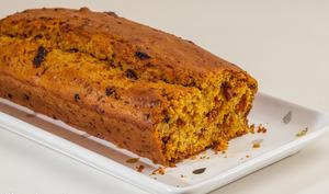 Gâteau du matin aux baies de goji