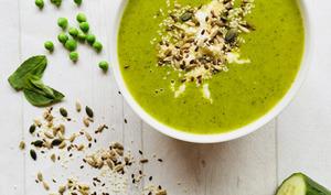 Ma «green» & «super» soupe
