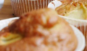 Cake aux pommes et romarin