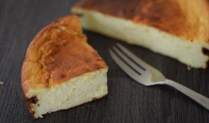 Gâteau au fromage blanc façon Saint Amour