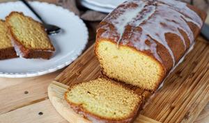 Cake au safran