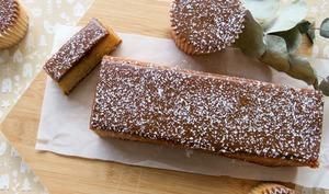 Le cake au sirop d'érable de Christophe Michalak