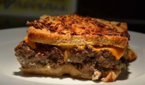 Croque Hamburger