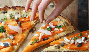 La pizza healthie