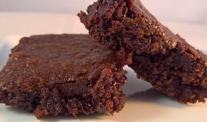 Brownies à la pâte de curry rouge