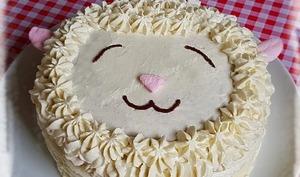 Gâteau de Pâques agneau