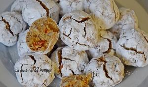 Biscuit aux baies de goji, à la farine de fonio