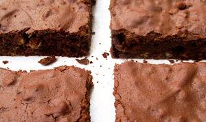 Brownies aux noix du Brésil