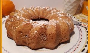 Gâteau au yaourt à l'orange