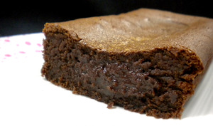 Cakounet au chocolat