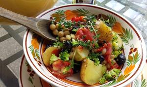 Corsica insalata