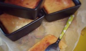 Gâteaux à la ricotta et citron