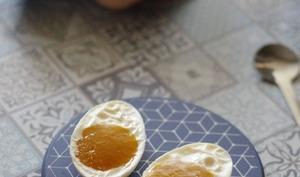 Panna cotta mangue