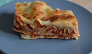 Lasagnes au Saumon