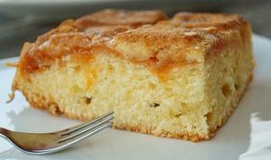Gâteau à la confiture