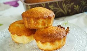 Gâteau fondant à la noix de coco