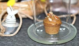 Mini-moelleux café et noix de pécan