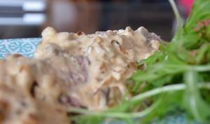 Sauce au biltong pour barbecue et grillades