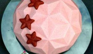 Gemma fraise rhubarbe pistache