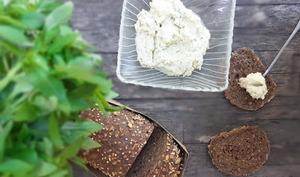Crême ou tartinade d'artichaut au basilic
