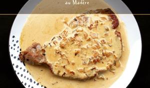 Côtes de Porc au Madère