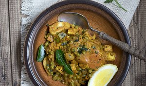 Curry du placard