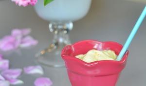 Glace à la vanille à la crème fraîche