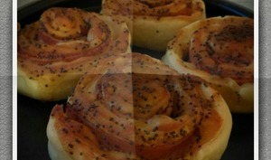 Rolls jambon et fromage