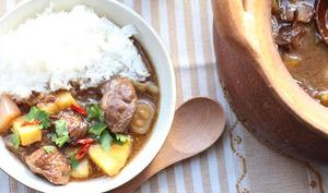 Curry de joues de porc comme à Macao