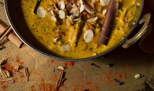 Lapereau au curry