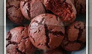 Brownies cookies