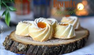 Biscuits sablés ultra fondants à la maïzena