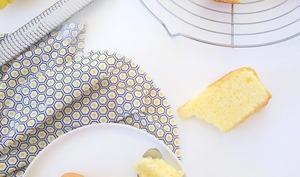 Gâteau au citron moelleux et rapide