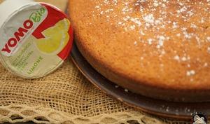 Gâteau au yaourt aux 2 citrons à l'ancienne