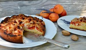Gâteaux aux abricots et aux amandes