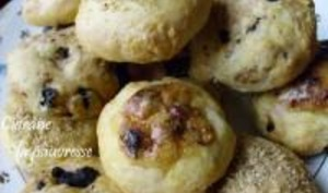 Biscuits Salés au Fromage de Brebis