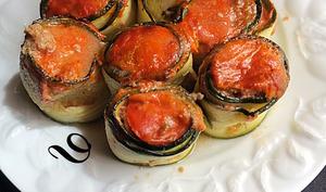 Cannellonis de courgettes
